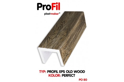 "Profil drewnopodobny  Old Wood  ""perfect"""